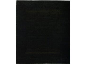 Gabbeh Loribaft Teppich Orientteppich 291x245 cm, Indien Handgeknüpft Modern
