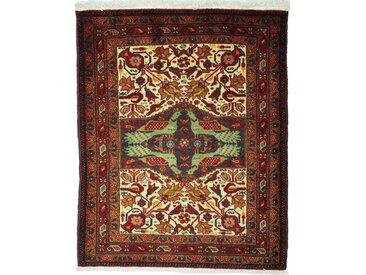 Belutsch Teppich Perserteppich 87x71 cm Handgeknüpft Klassisch