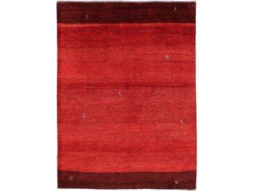 Perser Gabbeh Kashkuli Teppich Orientalischer Teppich 229x170 cm Handgeknüpft Modern