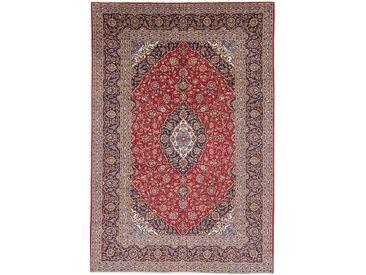 Keshan Teppich Orientalischer Teppich 366x250 cm Handgeknüpft Klassisch