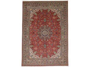 Täbriz 50Raj Teppich Orientalischer Teppich 352x249 cm Handgeknüpft Klassisch
