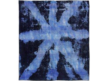 Vintage Royal Teppich Orientalischer Teppich 299x261 cm Handgeknüpft Modern