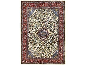 Sarough Teppich Persischer Teppich 158x110 cm Handgeknüpft Klassisch