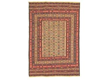 Kelim Sirjan Teppich Perserteppich 176x119 cm Handgewebt Klassisch