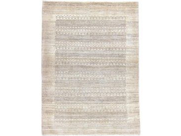 Perser Gabbeh Kashkuli Teppich Perserteppich 156x114 cm Handgeknüpft Modern