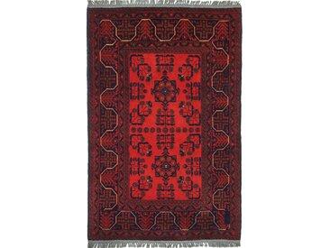 Khal Mohammadi Teppich Orientalischer Teppich 155x99 cm Handgeknüpft Klassisch