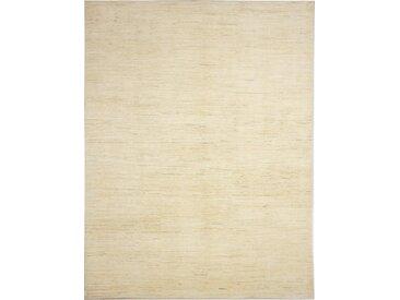 Perser Gabbeh Loribaft Natural Teppich Orientalischer Teppich 328x249 cm Handgeknüpft Modern