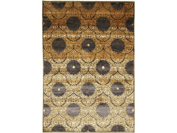 Gabbeh Loribaft Design Teppich Orientalischer Teppich 245x170 cm, Indien Handgeknüpft Design Modern