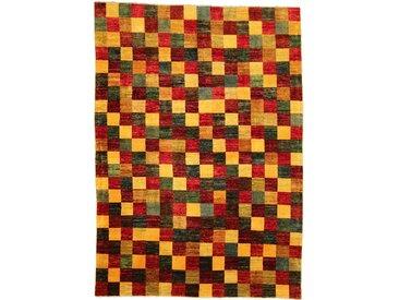 Ziegler Gabbeh Teppich Orientalischer Teppich 265x190 cm, Pakistan Handgeknüpft Modern