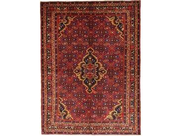 Hosseinabad Teppich Persischer Teppich 214x159 cm Handgeknüpft Klassisch