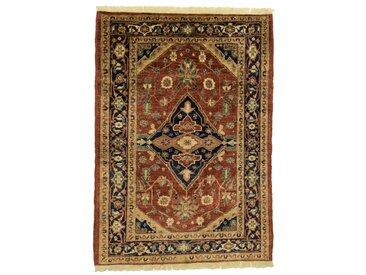 Ziegler Farahan Teppich Orientteppich 171x119 cm Handgeknüpft Klassisch