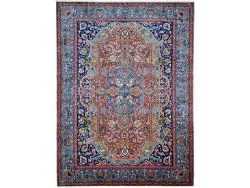 Täbriz 50Raj Antik Teppich Persischer Teppich 399x297 cm Handgeknüpft Klassisch