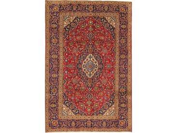 Keshan Teppich Persischer Teppich 298x200 cm Handgeknüpft Klassisch