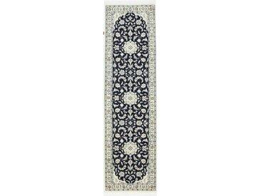 Nain 9La Teppich Persischer Teppich 304x86 cm, Läufer Handgeknüpft Klassisch