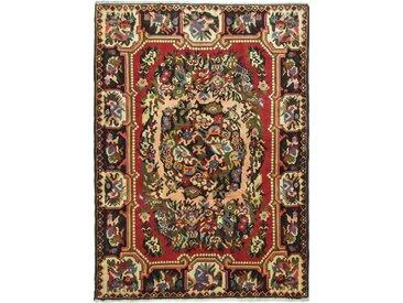Bakhtiar Teppich Persischer Teppich 161x115 cm Handgeknüpft Klassisch