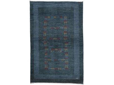Perser Gabbeh Kashkuli Teppich Orientalischer Teppich 169x108 cm Handgeknüpft Modern