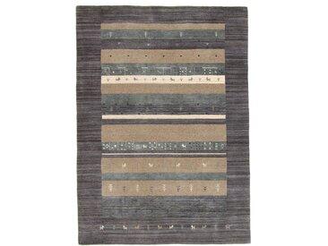 Loom Gabbeh Lori Teppich Orientalischer Teppich 202x146 cm, Indien Handgeknüpft Modern