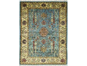 Arijana Klassik Teppich Orientteppich 192x150 cm Handgeknüpft Klassisch