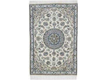 Nain 9La Teppich Orientalischer Teppich 133x90 cm Handgeknüpft Klassisch
