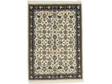 Nain 9La Teppich Orientteppich 151x110 cm Handgeknüpft Klassisch