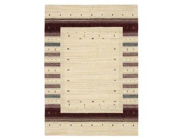 Loom Gabbeh Lori Teppich Orientalischer Teppich 244x175 cm, Indien Handgeknüpft Modern