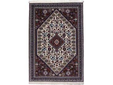 Perser Gabbeh Kashkuli Teppich Orientalischer Teppich 148x101 cm Handgeknüpft Modern
