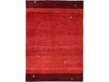 Perser Gabbeh Kashkuli Teppich Orientalischer Teppich 230x166 cm Handgeknüpft Modern