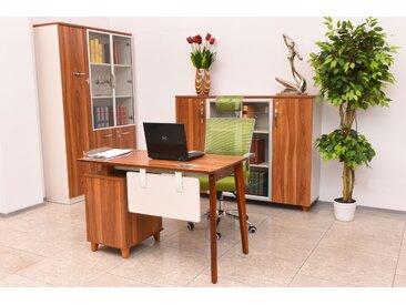 Moderner Schreibtisch mit Container EVOLUTIO TB-0F