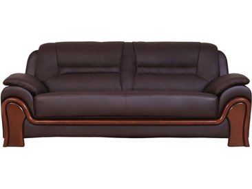 3-Sitzer Sofa PALLADIO Braun