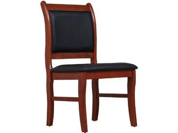 Stuhl FORUM Schwarz