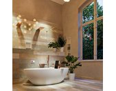 badewanne mineralwerkstoff serie float 170 cm weiß matt 190...
