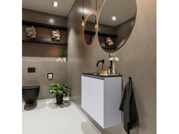 waschtisch set gäste wc TURE 60 cm lavendel FK75341601