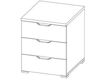 CASSIAN Schubkastencontainer 3 Schübe, Material...