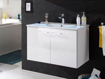 SLOT Waschtisch inkl. Becken mit zwei Türen, Material...