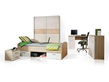 WALDY Jugendzimmer I, Material Dekorspanplatte,...