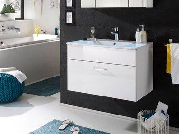 SLOT Waschtisch inkl. Becken mit einer Schublade, Material...