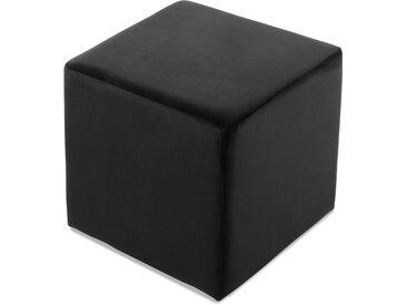 POUFI CUBE Sitzwürfel  /  Hocker, Material Stoff, Bezug Samt,...