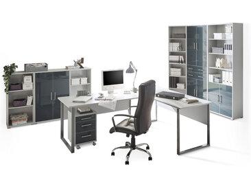 OFFICE DELUXE 8-teiliges Büroprogramm, Material...