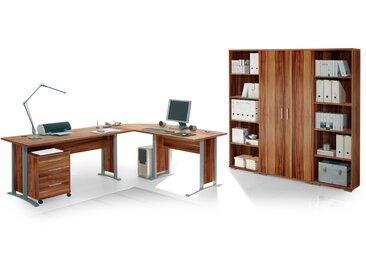 OFFICE LINE Heimbüro 7tlg, Material Dekorspanplatte,...