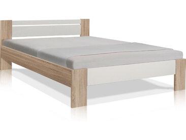 VEGAS Komplett-Set Futonbett 140x200 cm inkl. Rollrost und...