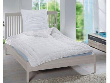 Körperzonen Bettdecke Ganzjahresdecke 155x220 Opti-Dream 95°