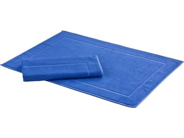 Floringo 2er Set Badvorleger Badematte Sprint 50x70 cm 95°-royal