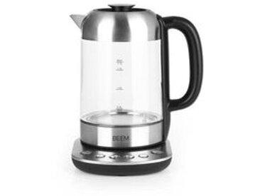 BEEM-Tee-und-Wasser-Kocher mit 1,7-l-Glaskanne und Teesieb