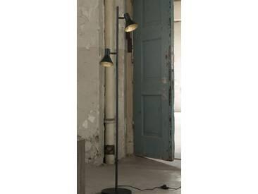 Stehleuchte Zijlstra 2 Schirme Schwarz Pulverbeschichtet 8187/44 Lampe