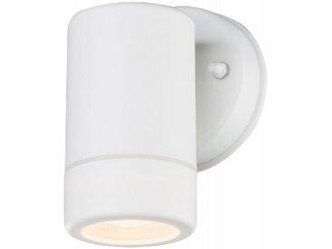 Außenleuchte Wandlampe Globo 32004-1 Cotopa Weiß Gartenlicht Hauswand