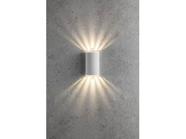 LED Wandleuchte Nordlux 236331 Allegro 6 Watt Up & Down Flurlampe