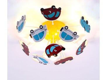 LED Deckenleuchte Kinderzimmerlampe Peters-Living Kooby HK12841B70