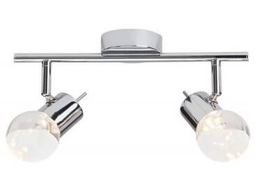 LED Deckenleuchte 2x 4,6 Watt Spot Brilliant Lastra G38113/15
