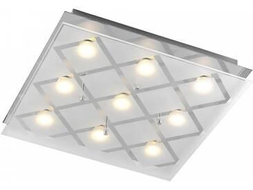 LED Deckenleuchte LeuchtenDirekt Complex 11773-17 Lampe 9er Spot