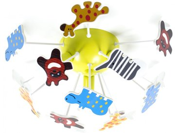 Deckenleuchte Kinderzimmerlampe Peters-Living Kooby HK12841B73